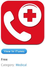 iPhone app developed by Ernest W. Semerda - Medlert 24/7 Care app