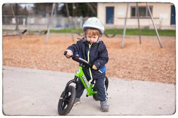Secrets of a childhood Strider Balance Bike. A great reminder for us all Why Less is More.