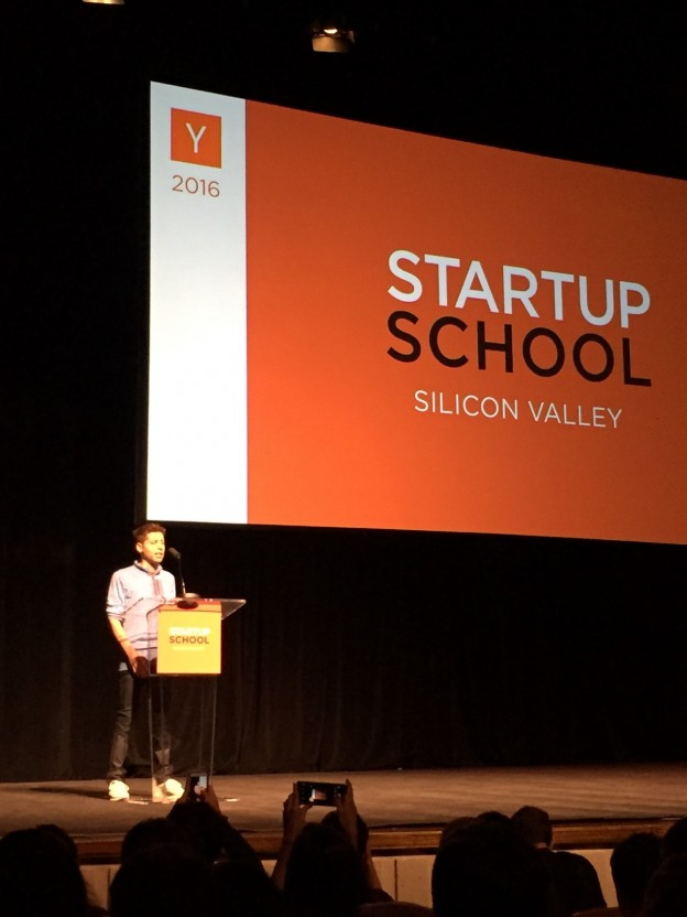 Y Combinator's Startup School 2016 — the recap, highlights & lessons