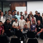 CodePath Android 2016 Alumni at Uber HQ