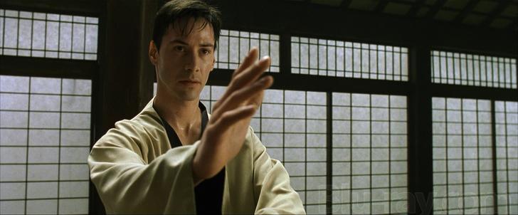 Matrix Neo Ninjutsu