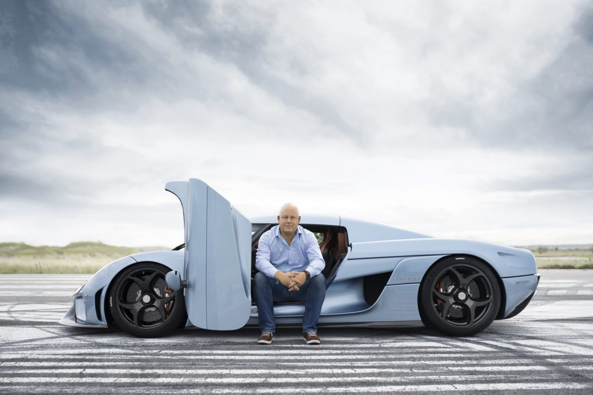 Christian Von Koenigsegg: A man and his dream