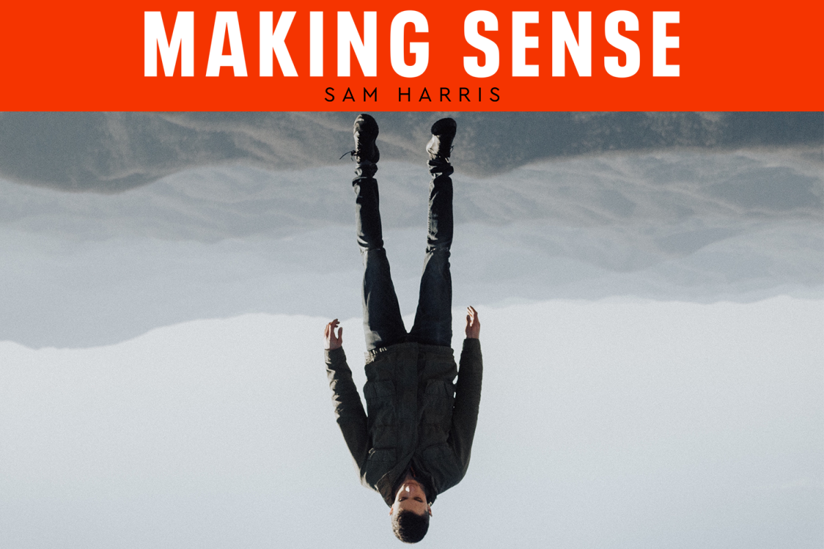 Making Sense with Sam Harris #168 — Mind, Space, & Motion