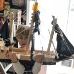 Josh's Home Made Pirate Ship